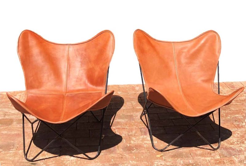African Mid-Century Modern Chair 2