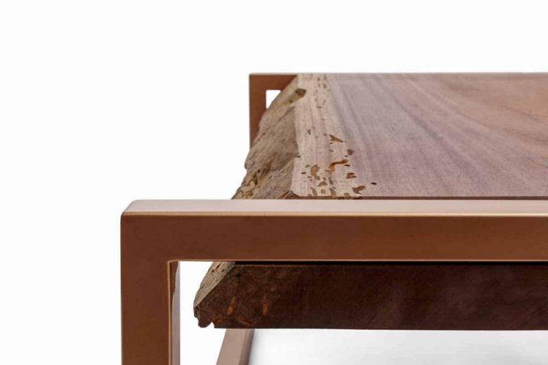 Natural Edge Coffee Table 8