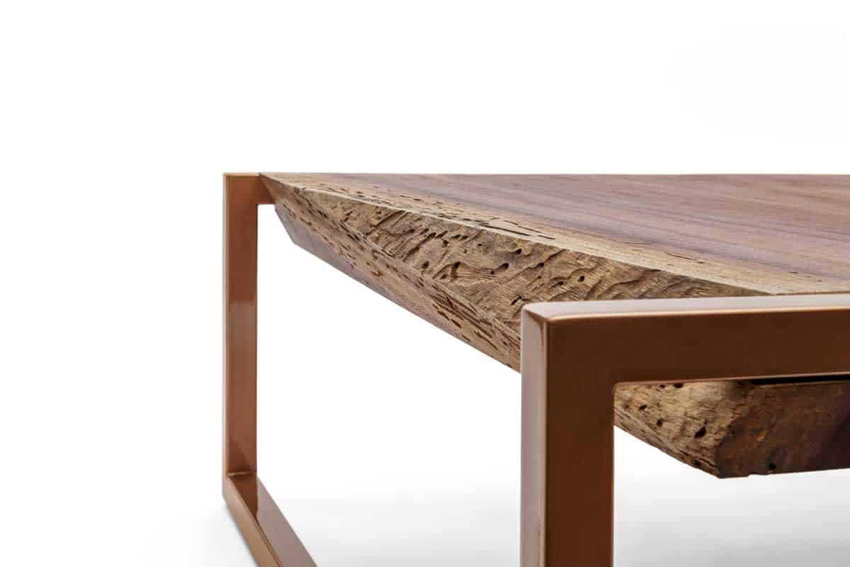 Natural Edge Coffee Table 7