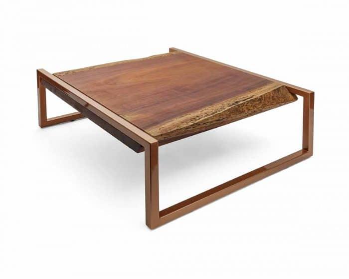 Natural Edge Coffee Table 12