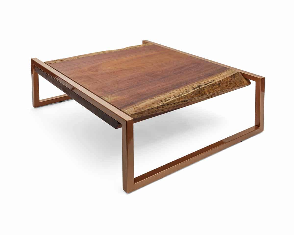 Natural Edge Coffee Table 6