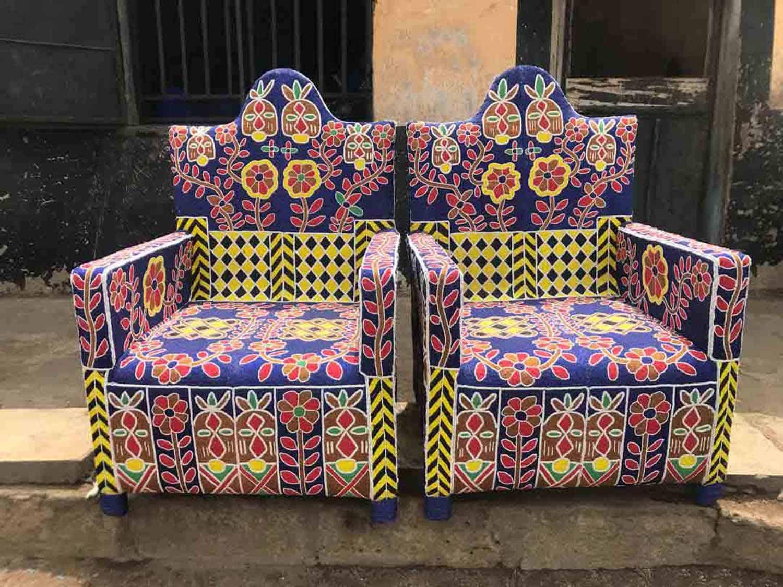 Wabi-Sabi African Home Decor 4