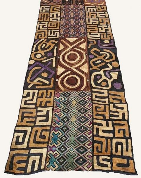 African Kuba Cloth 1