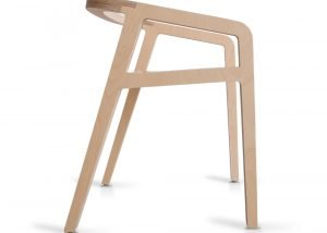 Wooden Minimalist Chairs 1